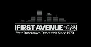 First Avenue The Downtown Danceteria - Logo